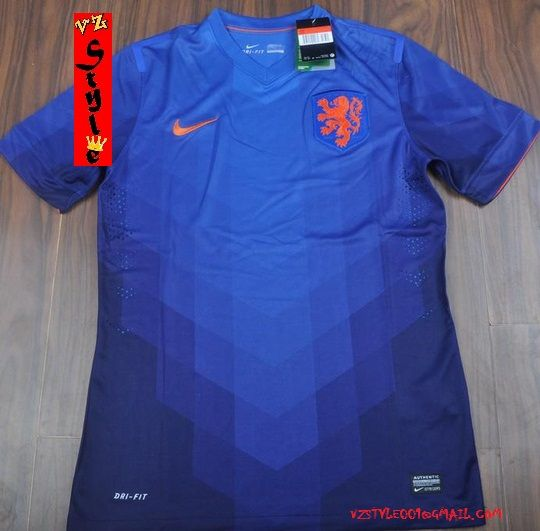 16a3f1432d Camisa Oficial Nike - Holanda 2014 Masculina   Away - Loja de vzstyle